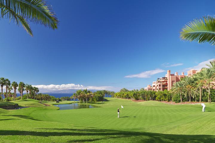 Golfreizen - Abama Golf