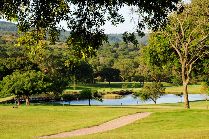 Golfreizen - Zuid-Afrika, Sabi River Golf club