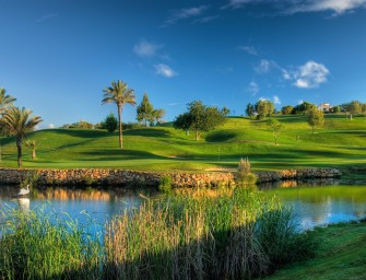 Algarve: sappig groen