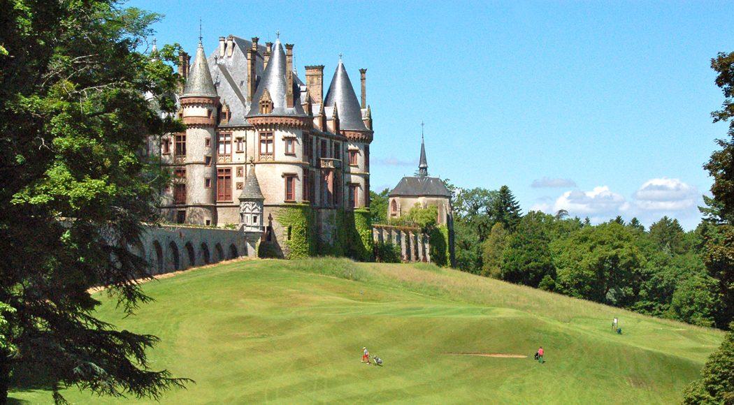 sprookjes golf Bournel