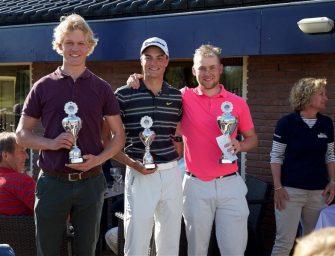 Davey Porsius wint Haarlemmermeersche Jeugd Open