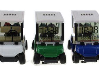 De 5 meest vreemde golf gadgets!