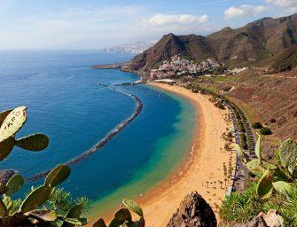 Eiland hoppen op de Canaries
