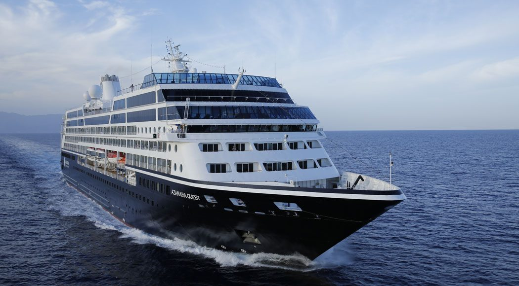 Azamara ,Quest, Blue Hull, Revitalization,  revit, revite, 2012,