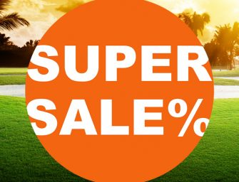 Super sale bij Pin High