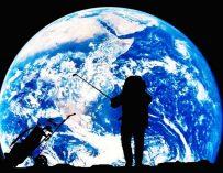 Golfen op de maan