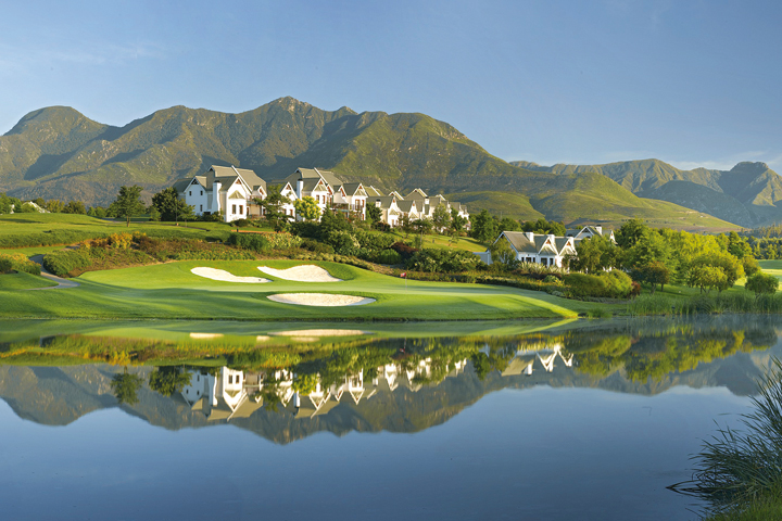 Pin High - Fancourt Hotel & Country Club