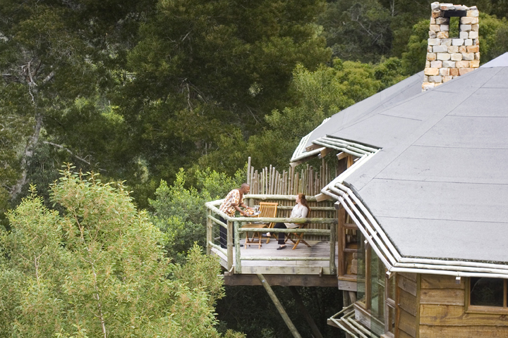 Pin High - Tsala Treetop Lodge