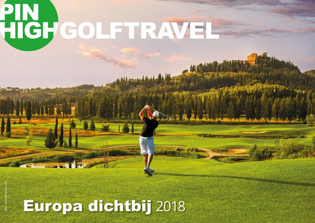 Pin High brochure Europa Dichtbij 2018