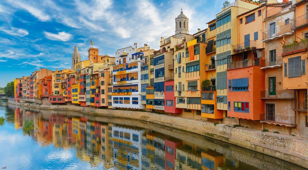 Pin High Catalonie – Onyar Girona