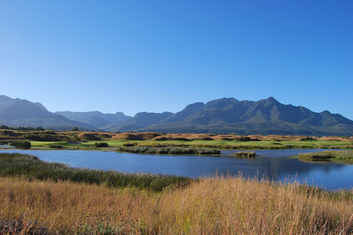 Pin High - Fancourt