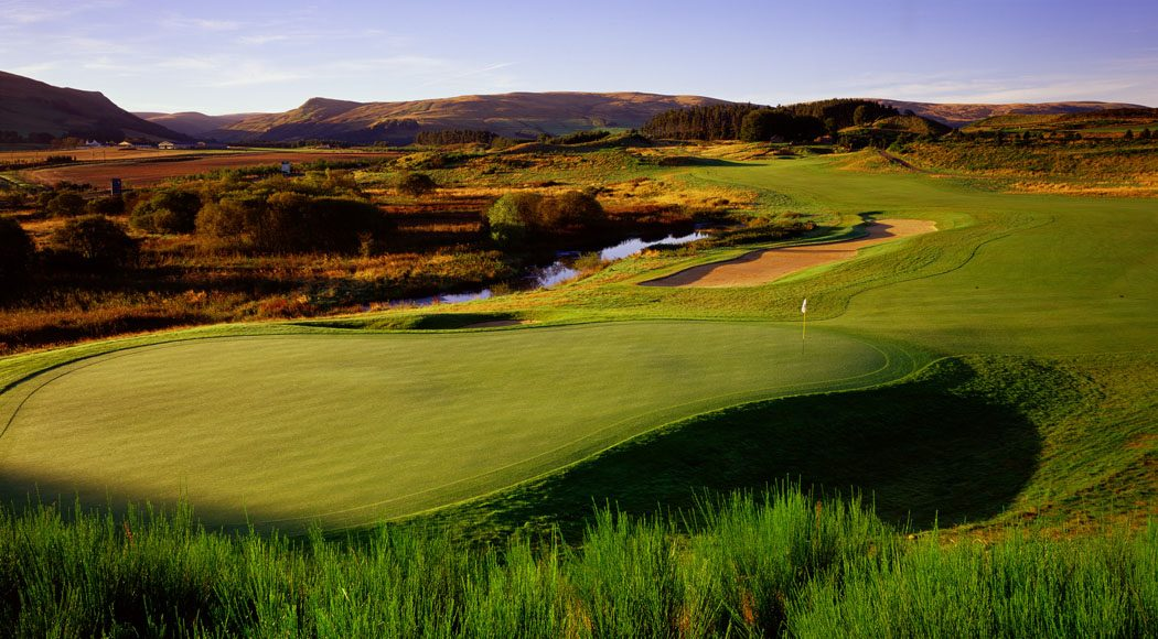 Pin High – Gleneagles