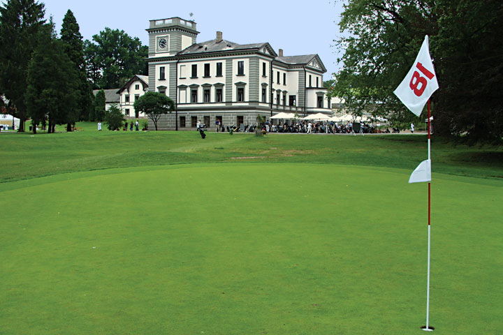 Pin High - Konopiste Golf Resort