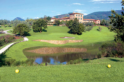 Pin High - Montecatini Golfclub