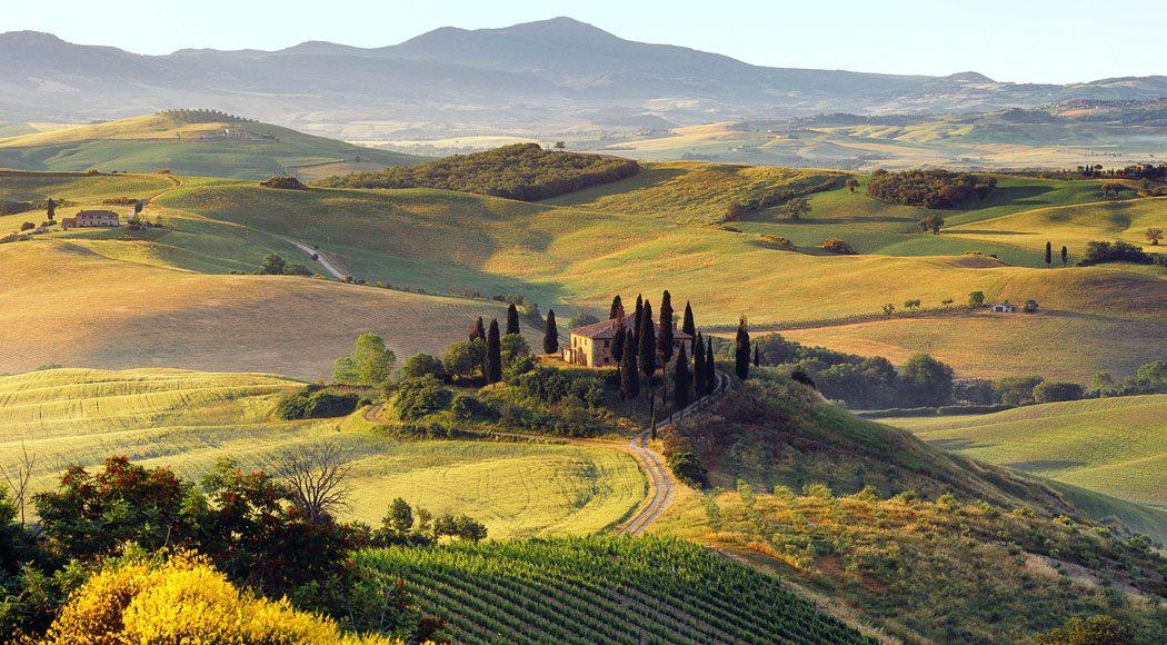 Pin High – Toscane