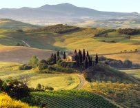 Toscane en de Italiaanse meren