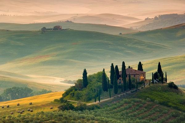Pin High - Toscane