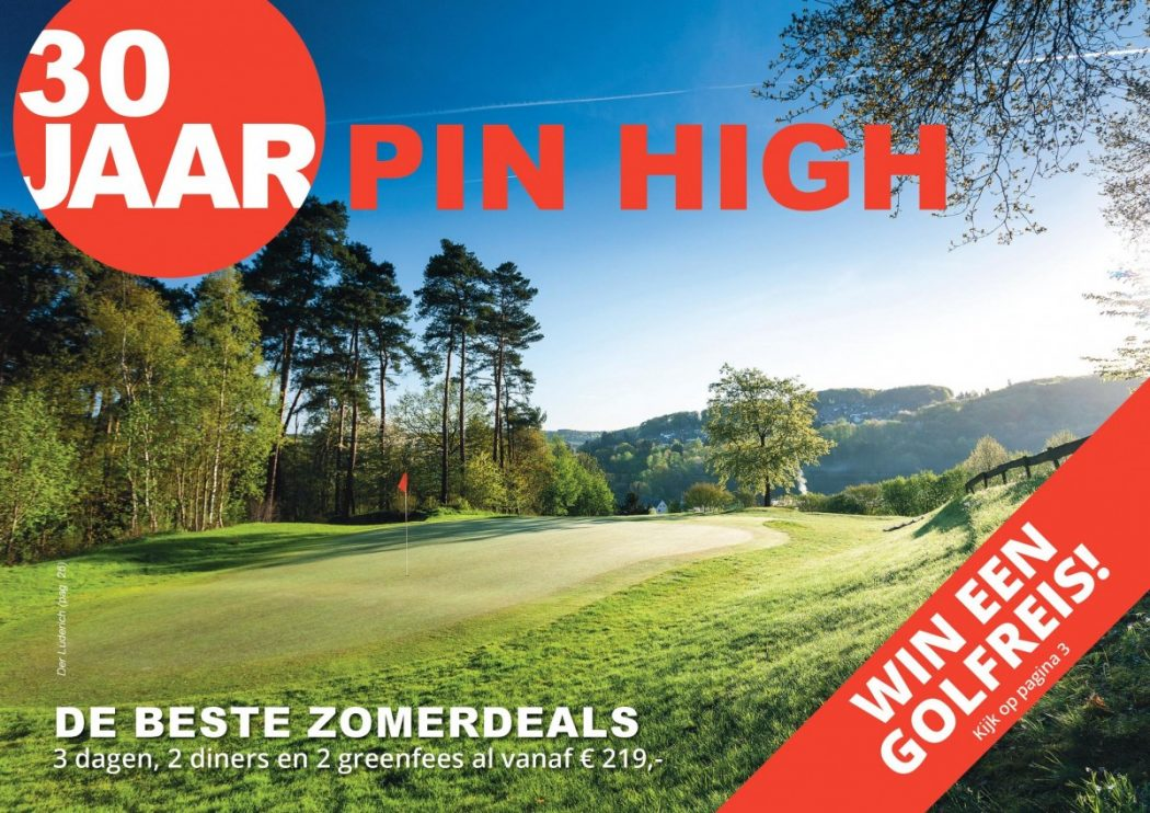 Pin High Zomertoppers