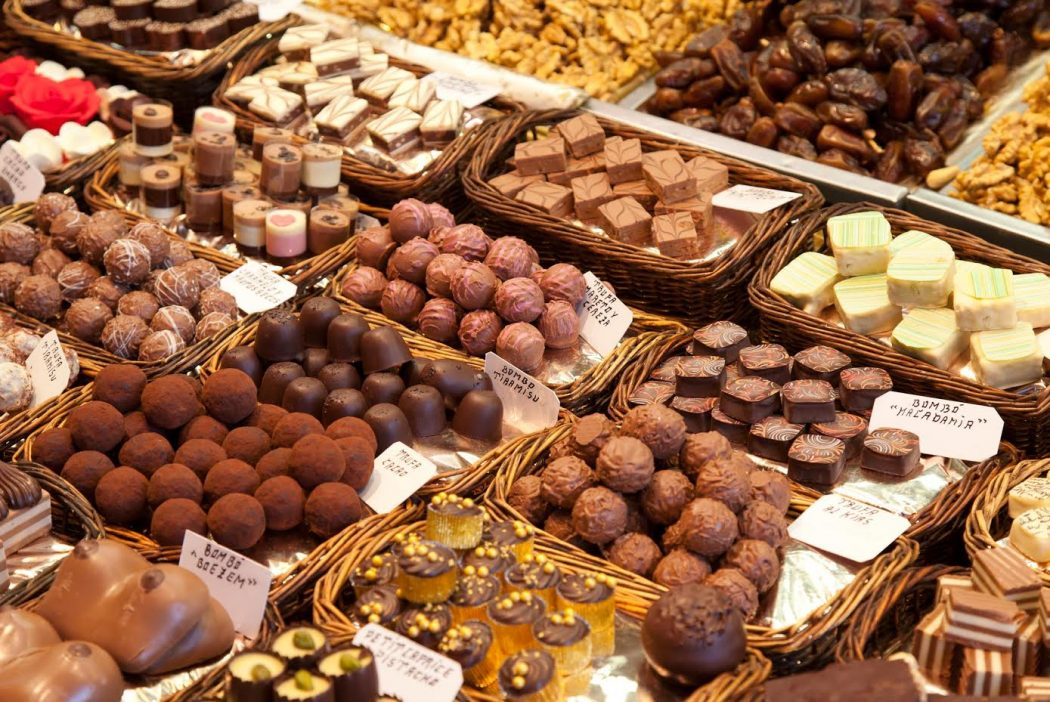 Pin High – Brugse chocolade
