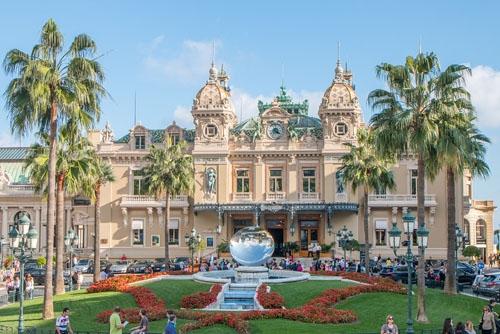 Pin High - Casino Monte Carlo