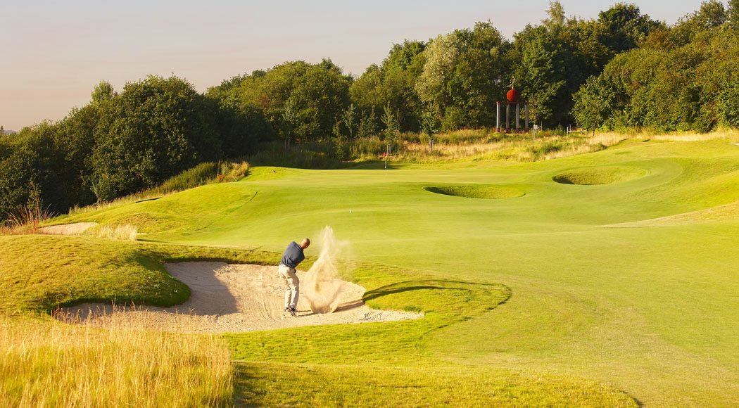 Pin High – International Golf Maastricht
