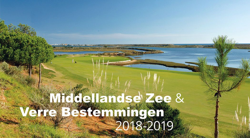 Brochure Middellandse Zee & Verre Bestemmingen 2018-2019