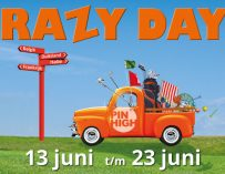 Crazy Days bij Pin High