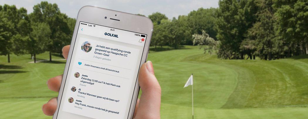 Pin High – golf.nl app