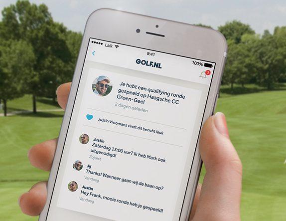 Pin High - golf.nl app