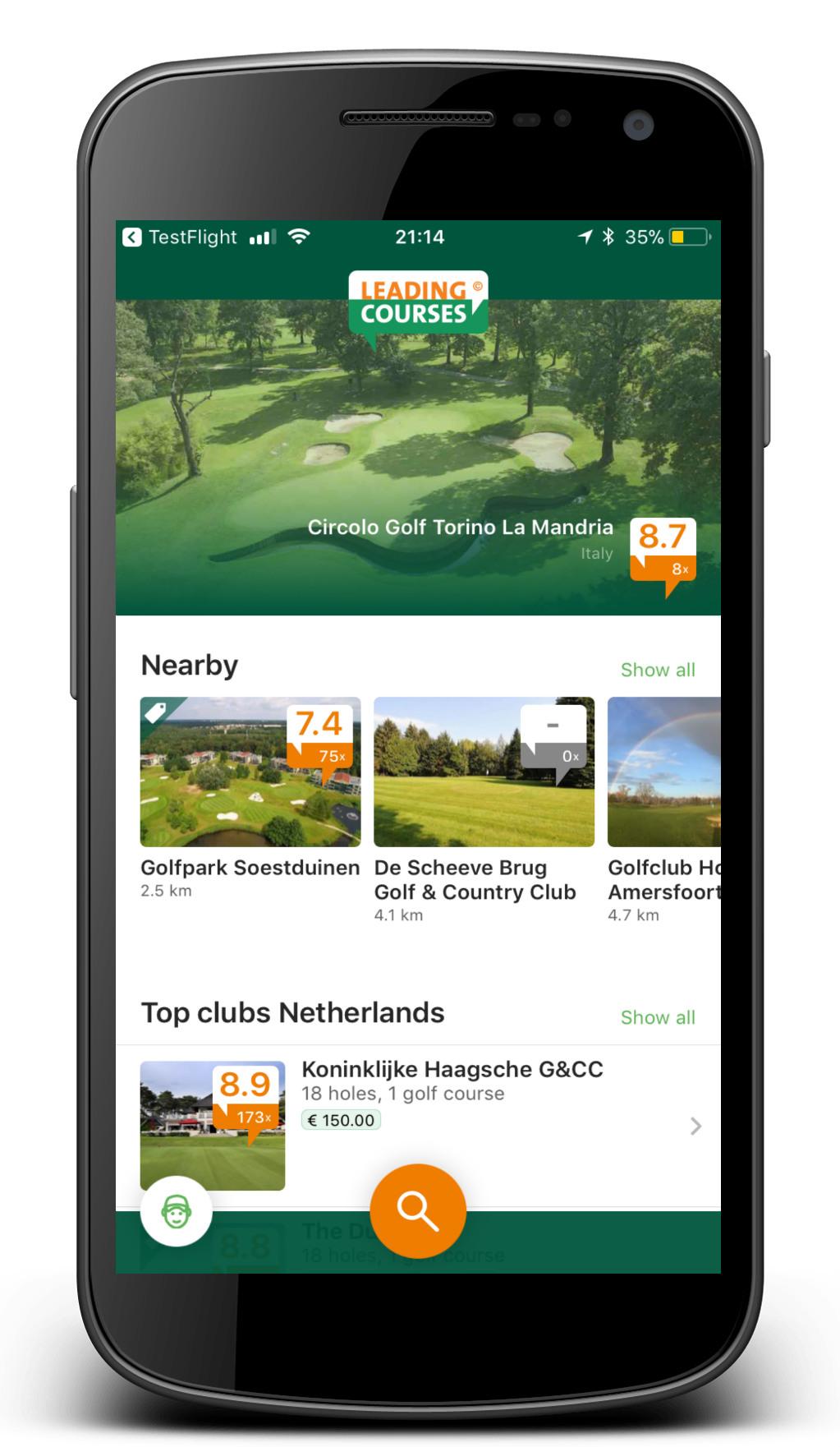 Pin High - Leadingcourses.com app