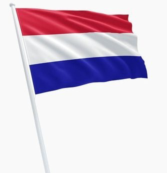 Pin High - NL vlag